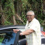 homme black celib de Quimper mur