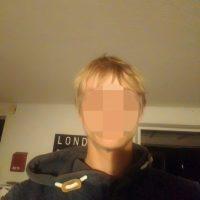 jeune homme coquin de Lorient