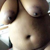 femme ronde black de Joigny