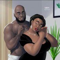 bel homme black celibataire de saint nazaire